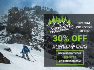 SHRED DOG VC Offer